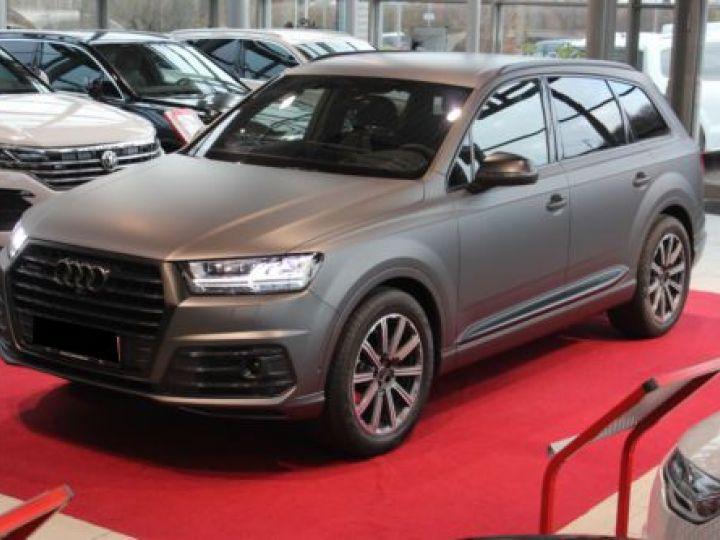 Audi Q7 3.0 TDI S LINE GRIS Occasion - 1