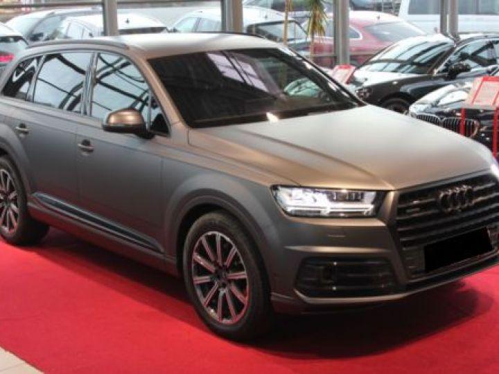 Audi Q7 3.0 TDI S LINE GRIS Occasion - 3
