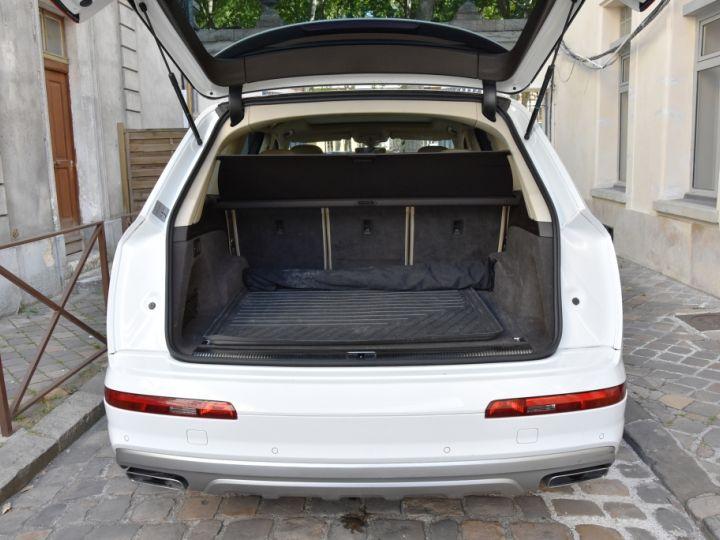 Audi Q7 3.0 Tdi Ultra 218 Avus Quattro Tiptronic8 Blanc Carrere - 6