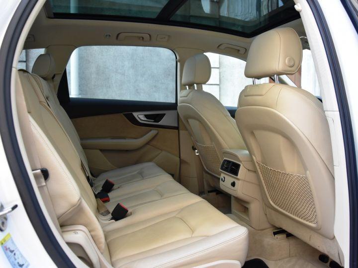 Audi Q7 3.0 Tdi Ultra 218 Avus Quattro Tiptronic8 Blanc Carrere - 10