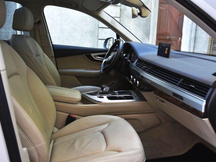 Audi Q7 3.0 Tdi Ultra 218 Avus Quattro Tiptronic8 Blanc Carrere - 8