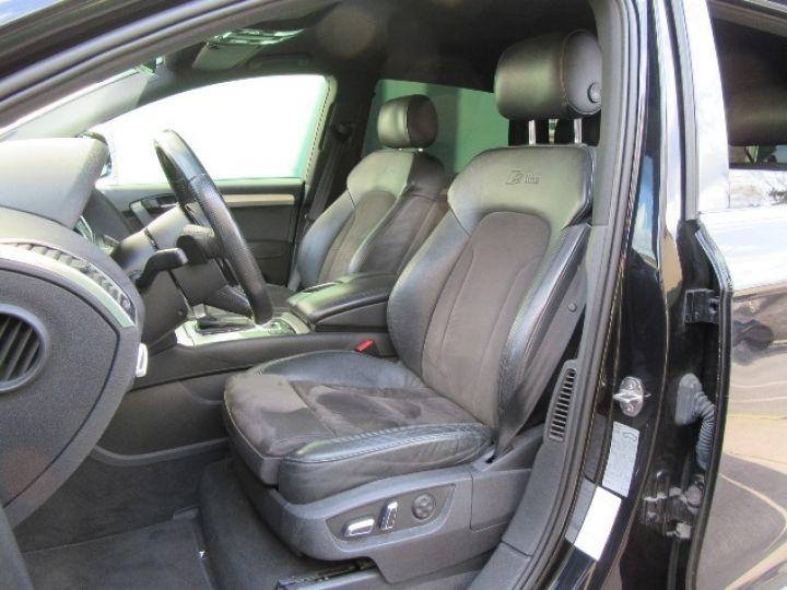Audi Q7 3.0 V6 TDI 245CH FAP S LINE QUATTRO TIPTRONIC NOIR Occasion - 4