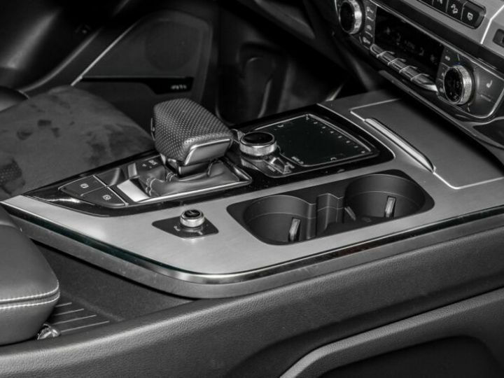 Audi Q7 3.0 V6 TDI 272CH CLEAN DIESEL S LINE QUATTRO TIPTRONIC 7 PLACES ROUGE Occasion - 4