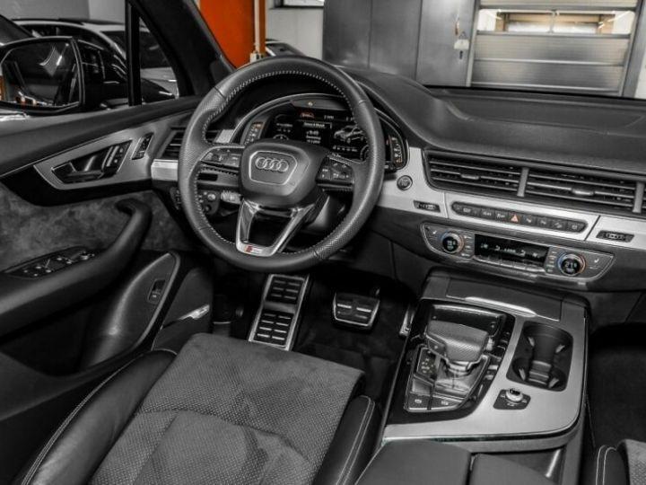 Audi Q7 3.0 V6 TDI 272CH CLEAN DIESEL S LINE QUATTRO TIPTRONIC 7 PLACES ROUGE Occasion - 6