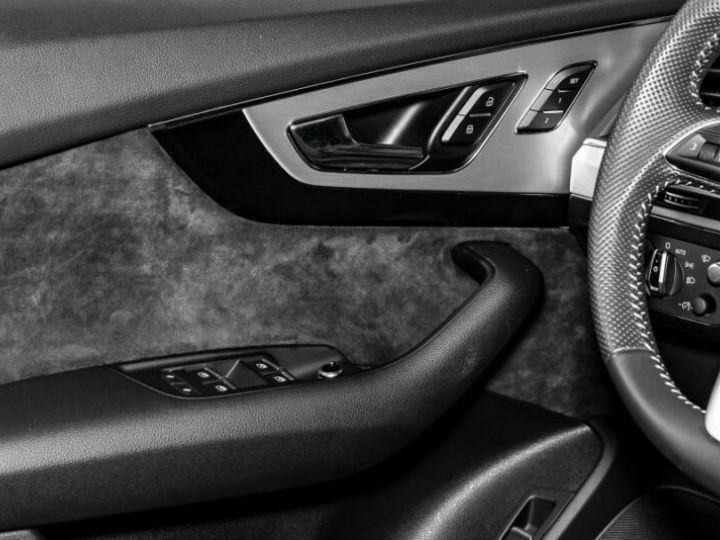 Audi Q7 3.0 V6 TDI 272CH CLEAN DIESEL S LINE QUATTRO TIPTRONIC 7 PLACES ROUGE Occasion - 11