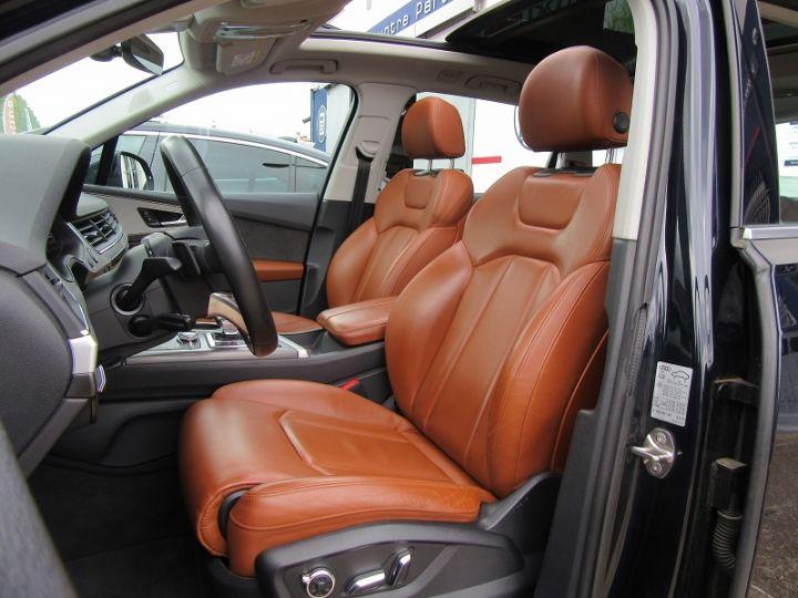 Audi Q7 3.0 V6 TDI 373CH E-TRON AVUS EXTENDED QUATTRO TIPTRONIC Bleu Nuit Occasion - 4