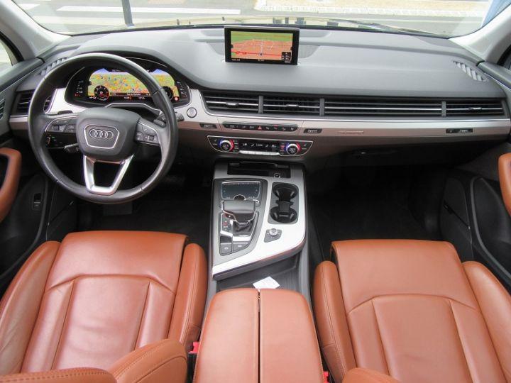 Audi Q7 3.0 V6 TDI 373CH E-TRON AVUS EXTENDED QUATTRO TIPTRONIC Bleu Nuit Occasion - 19
