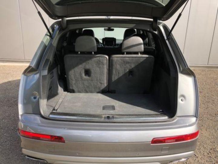 Audi Q7 3.0 V6 TFSI 333CH QUATTRO TIPTRONIC 7 PLACES GRIS Occasion - 8