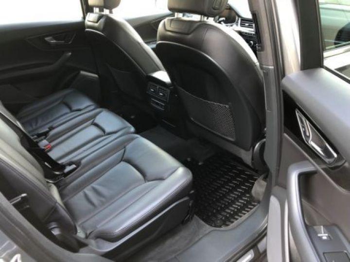 Audi Q7 3.0 V6 TFSI 333CH QUATTRO TIPTRONIC 7 PLACES GRIS Occasion - 12