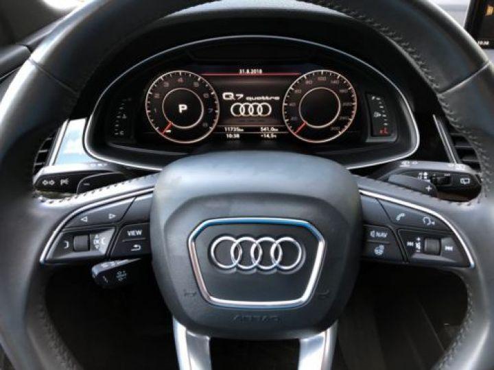 Audi Q7 3.0 V6 TFSI 333CH QUATTRO TIPTRONIC 7 PLACES GRIS Occasion - 13