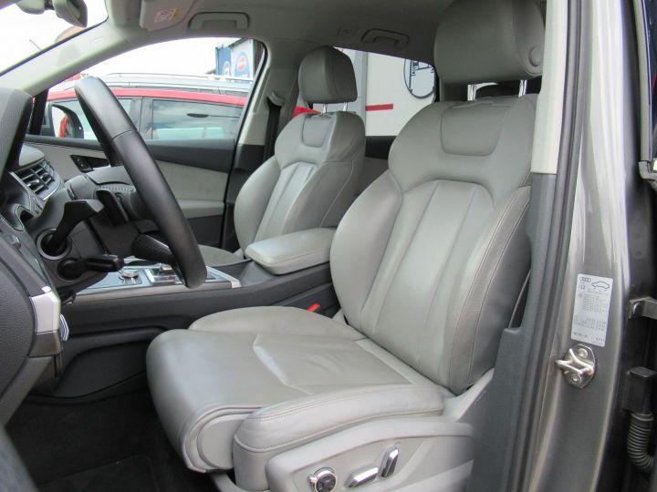Audi Q7 3.0 V6 TFSI 333CH QUATTRO TIPTRONIC 7 PLACES Gris - 4