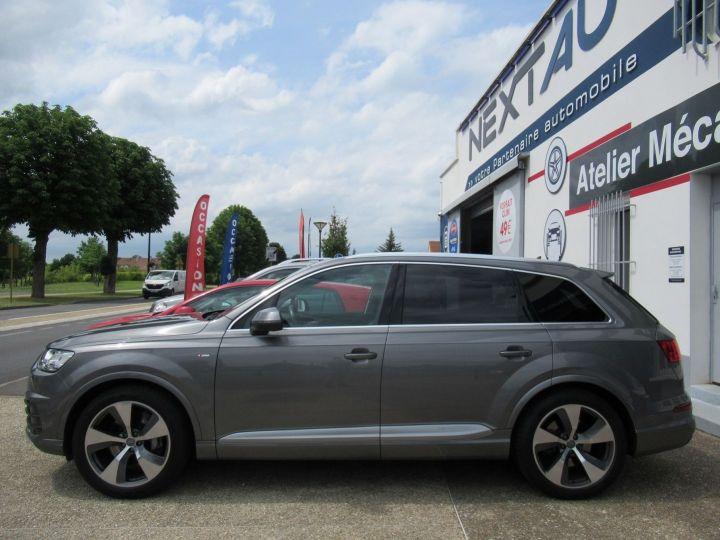 Audi Q7 3.0 V6 TFSI 333CH QUATTRO TIPTRONIC 7 PLACES Gris - 5