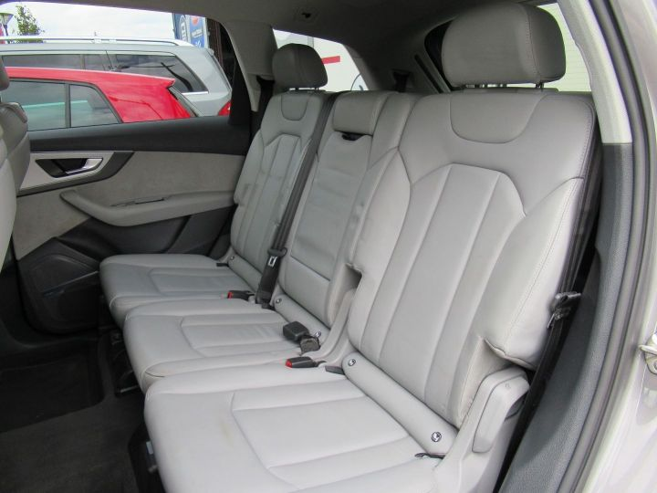 Audi Q7 3.0 V6 TFSI 333CH QUATTRO TIPTRONIC 7 PLACES Gris - 6