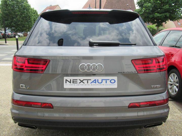 Audi Q7 3.0 V6 TFSI 333CH QUATTRO TIPTRONIC 7 PLACES Gris - 9