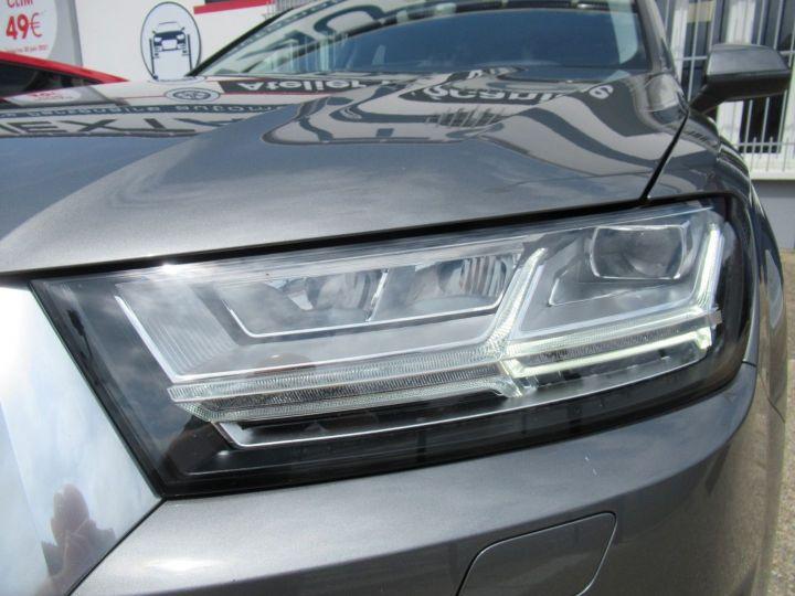 Audi Q7 3.0 V6 TFSI 333CH QUATTRO TIPTRONIC 7 PLACES Gris - 10