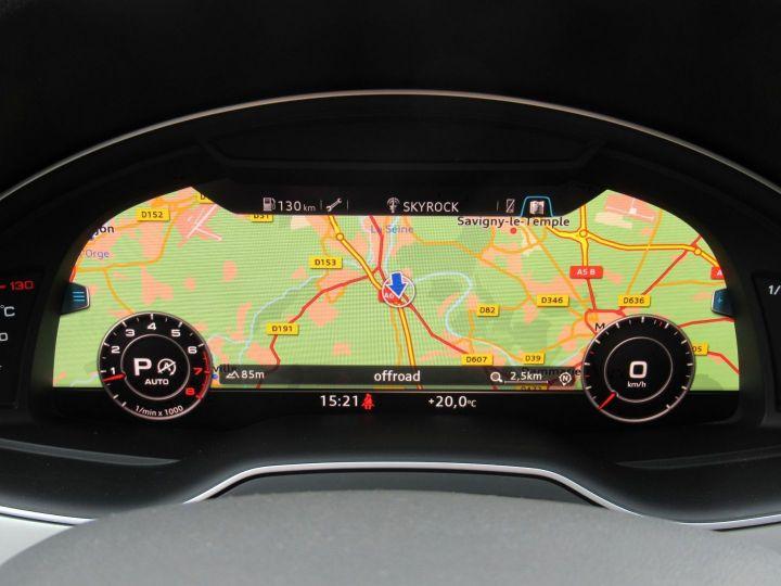 Audi Q7 3.0 V6 TFSI 333CH QUATTRO TIPTRONIC 7 PLACES Gris - 13