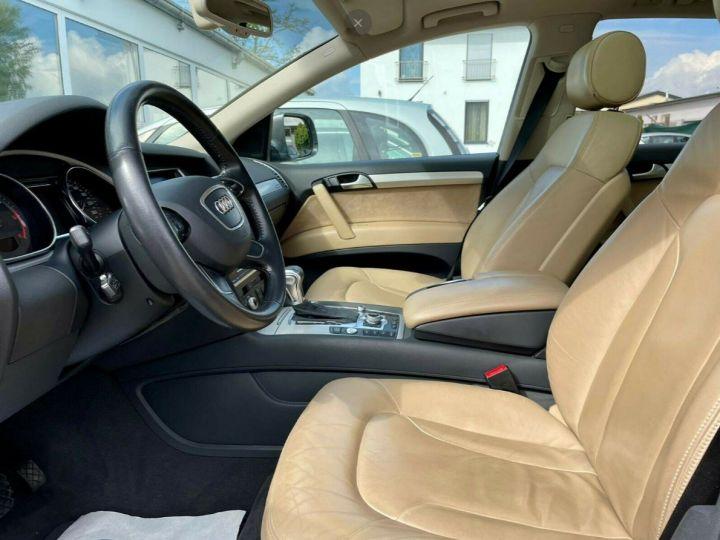 Audi Q7  4.2 TDI  340 quattro S-Line * 7 places  /08/2013 gris daytona métal - 8