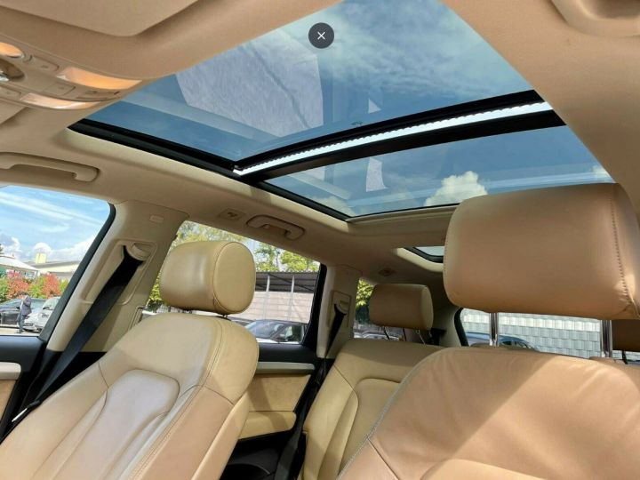 Audi Q7  4.2 TDI  340 quattro S-Line * 7 places  /08/2013 gris daytona métal - 13