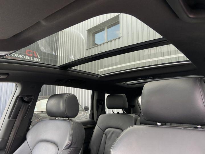 Audi Q7 4.2 V8 TDI 340ch QUATTRO S-LINE TIPTRONIC 7 PLACES NOIR - 24