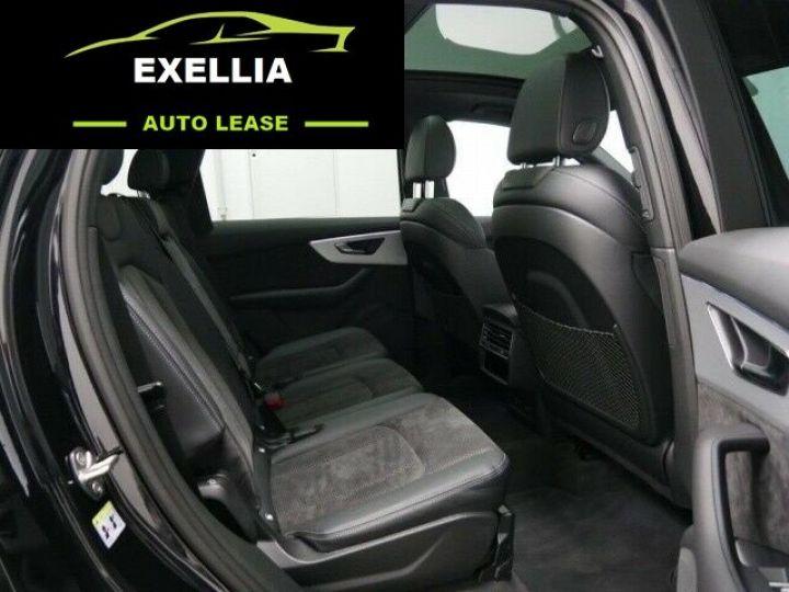 Audi Q7 50 TDI Quattro S-Line  NOIR PEINTURE METALISE  Occasion - 8