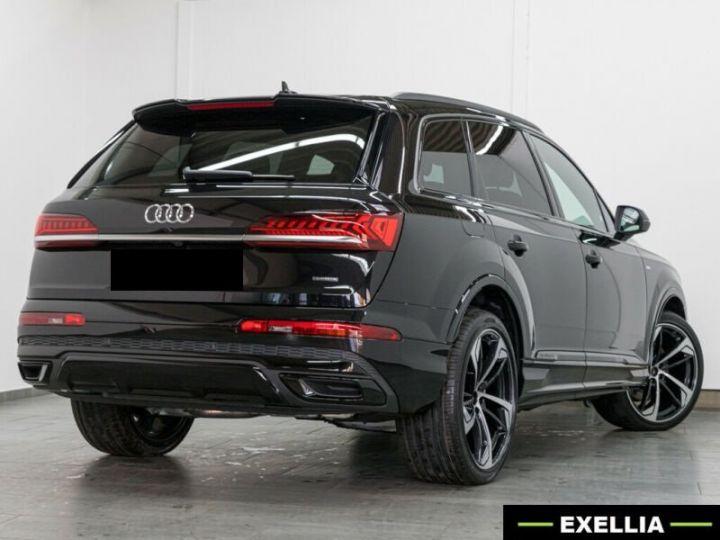 Audi Q7 50 TDI S Line  NOIRE PEINTURE METALISEE  Occasion - 2