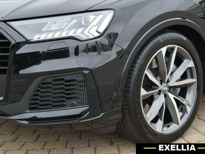 Audi Q7 55 TFSI S Line Hybrid NOIR PEINTURE METALISE  Occasion - 2