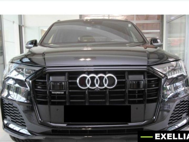Audi Q7 60 TFSI e Suqttro S Line BLANC PEINTURE METALISE  Occasion - 1