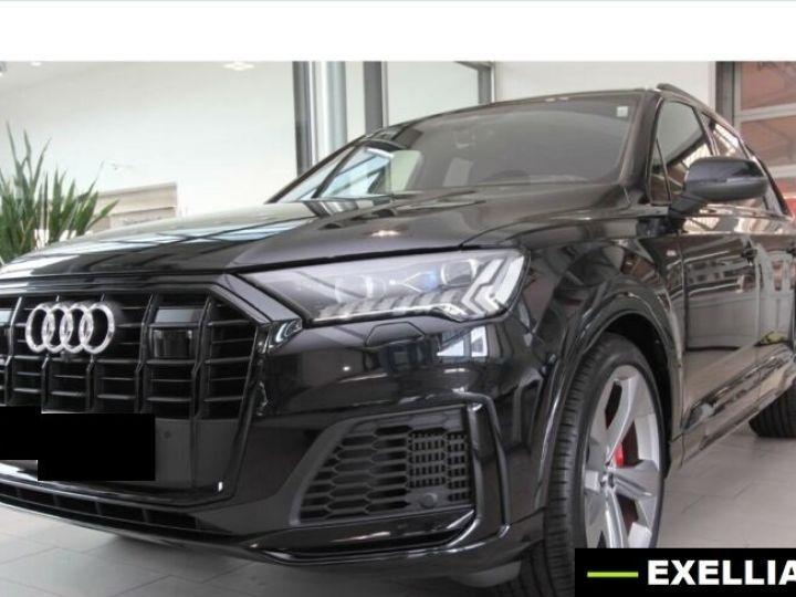 Audi Q7 60 TFSI e Suqttro S Line BLANC PEINTURE METALISE  Occasion - 5