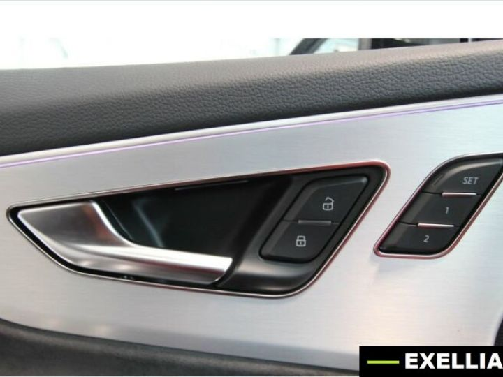 Audi Q7 60 TFSI e Suqttro S Line BLANC PEINTURE METALISE  Occasion - 15