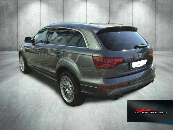 Audi Q7 Audi Audi Q7 3.0 tdi clean Advanced Plus quattro 245c Gris Peinture métallisée - 7