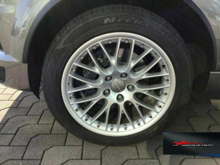 Audi Q7 Audi Audi Q7 3.0 tdi clean Advanced Plus quattro 245c Gris Peinture métallisée - 9