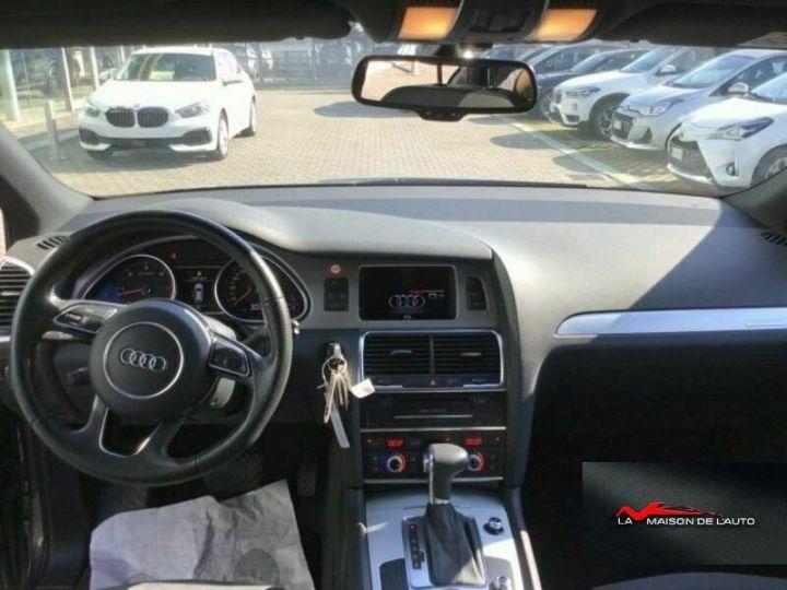 Audi Q7 Audi Audi Q7 3.0 tdi clean Advanced Plus quattro 245c Gris Peinture métallisée - 10