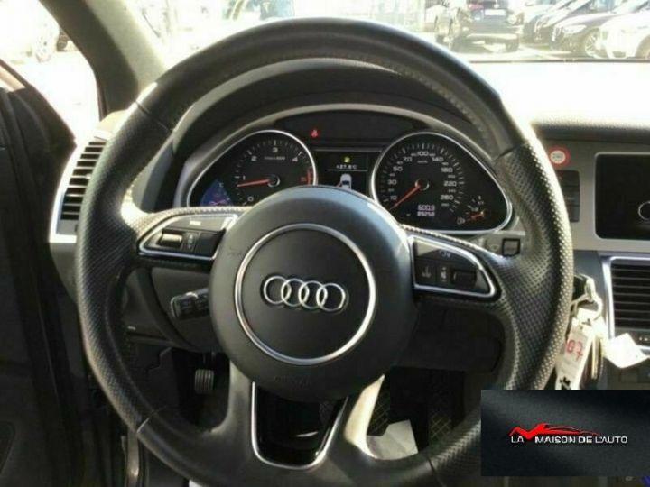 Audi Q7 Audi Audi Q7 3.0 tdi clean Advanced Plus quattro 245c Gris Peinture métallisée - 11