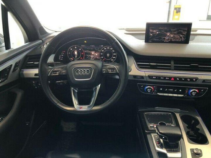 Audi Q7 Audi Q7 3.0 TDI 272 V6 S Line/ 7-PLACES/JANTES 22/PROJECTEURS Matrix/TOIT PANO/GARANTIE 12MOIS noir - 2