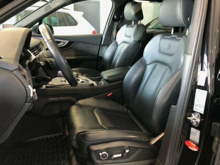 Audi Q7 Audi Q7 3.0 TDI 272 V6 S Line/ 7-PLACES/JANTES 22/PROJECTEURS Matrix/TOIT PANO/GARANTIE 12MOIS noir - 5