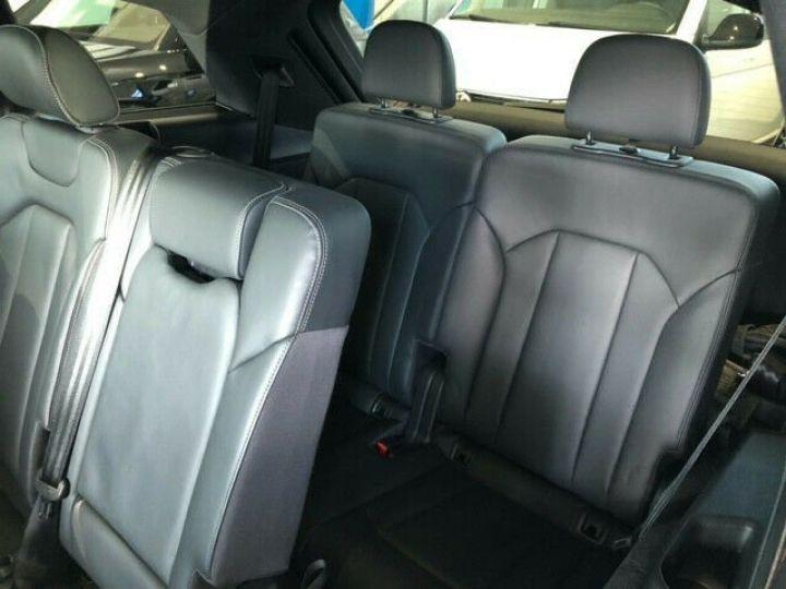 Audi Q7 Audi Q7 3.0 TDI 272 V6 S Line/ 7-PLACES/JANTES 22/PROJECTEURS Matrix/TOIT PANO/GARANTIE 12MOIS noir - 6