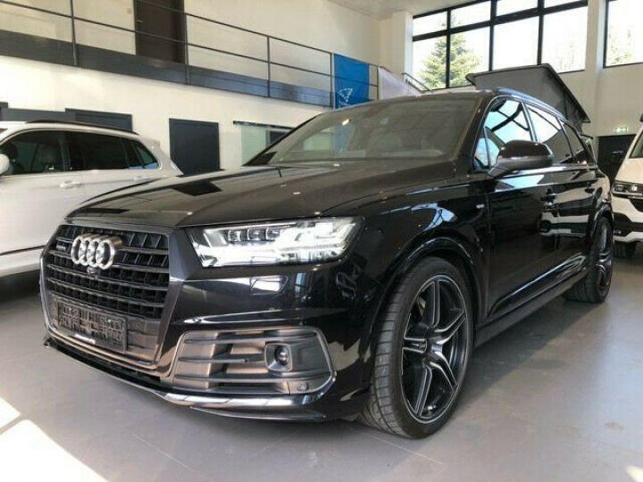 Audi Q7 Audi Q7 3.0 TDI 272 V6 S Line/ 7-PLACES/JANTES 22/PROJECTEURS Matrix/TOIT PANO/GARANTIE 12MOIS noir - 11