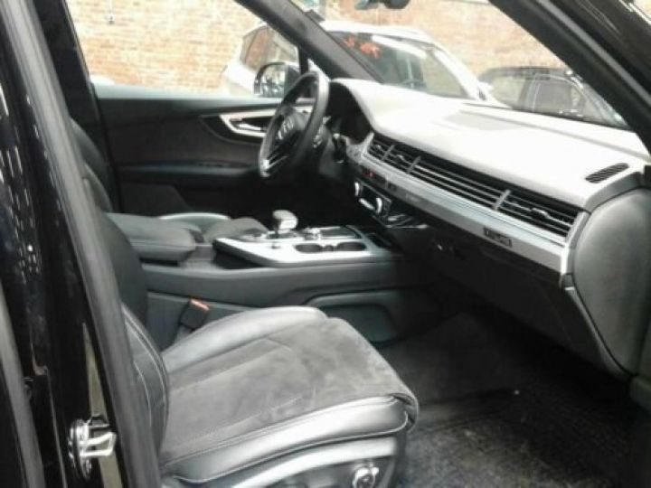 Audi Q7 Audi Q7 quattro 3.0 TDI 272 Ch S-line/7places/,BOSE,Alcantara/Garantie 12 mois noir - 2