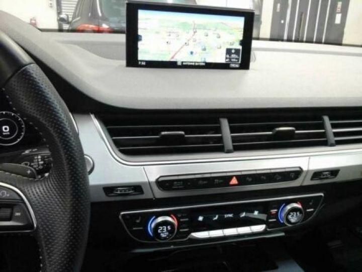 Audi Q7 Audi Q7 quattro 3.0 TDI 272 Ch S-line/7places/,BOSE,Alcantara/Garantie 12 mois noir - 3