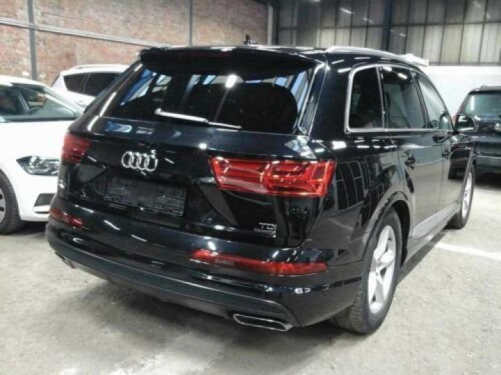 Audi Q7 Audi Q7 quattro 3.0 TDI 272 Ch S-line/7places/,BOSE,Alcantara/Garantie 12 mois noir - 4