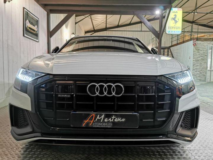 Audi Q8 50 TDI 286 CV SLINE QUATTRO BVA Blanc - 3