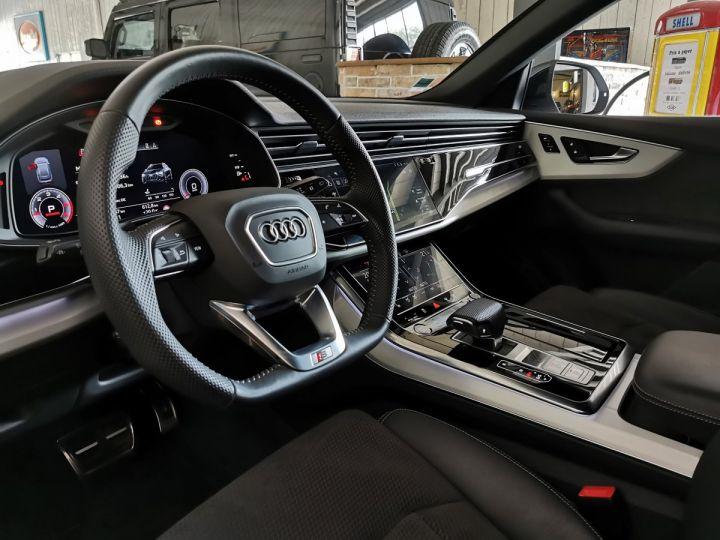 Audi Q8 50 TDI 286 CV SLINE QUATTRO BVA Blanc - 5