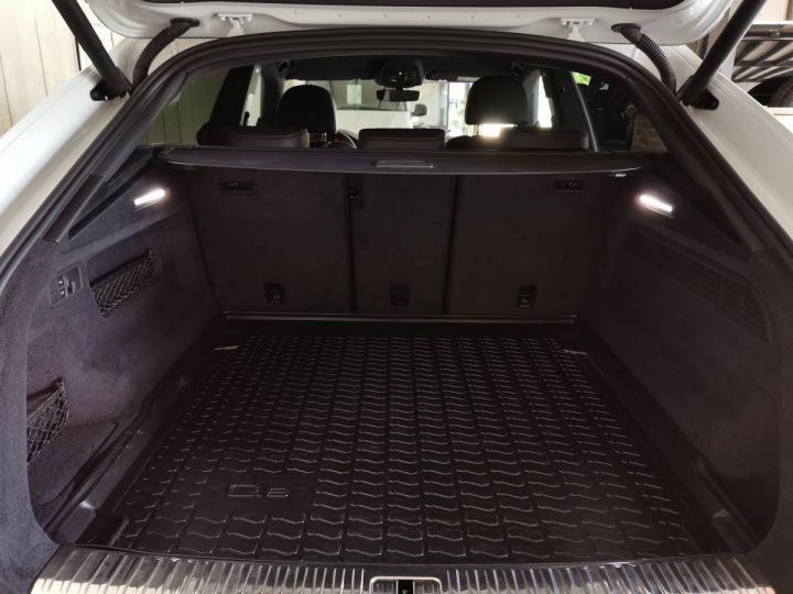 Audi Q8 50 TDI 286 CV SLINE QUATTRO BVA Blanc - 13
