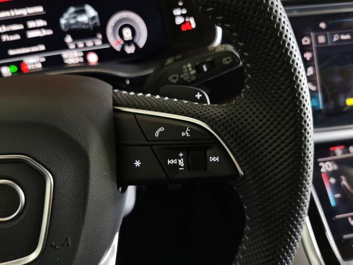 Audi Q8 50 TDI 286 CV SLINE QUATTRO BVA Blanc - 14