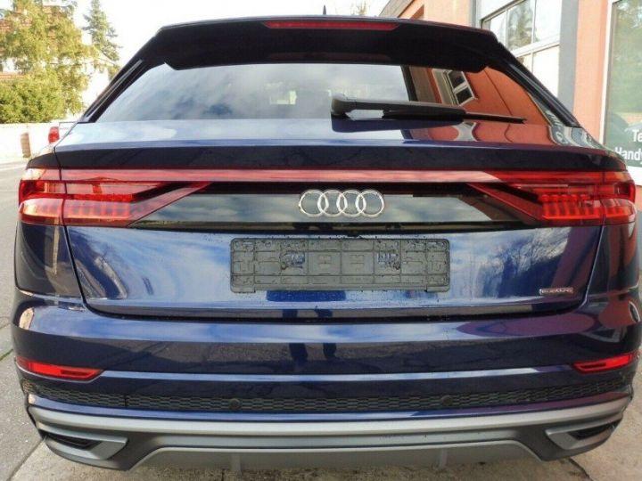 Audi Q8  50 TDI 286 quattro S-Line TIPTRONIC /02/2019 bleu métal - 6