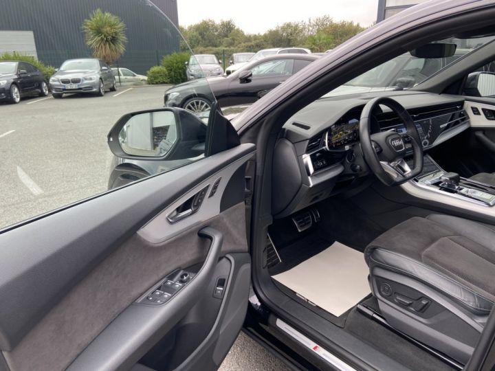Audi Q8 50 TDI 286ch QUATTRO S-LINE TIPTRONIC 8 NOIR - 7
