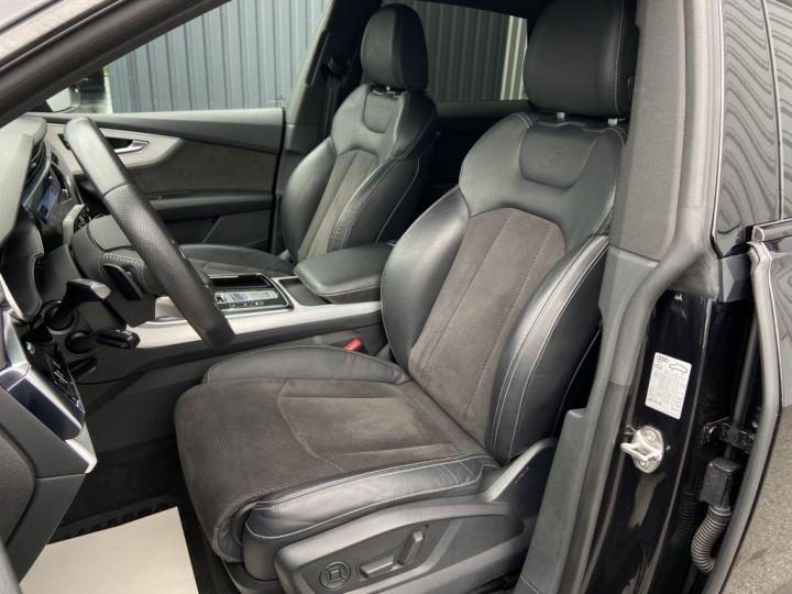 Audi Q8 50 TDI 286ch QUATTRO S-LINE TIPTRONIC 8 NOIR - 12