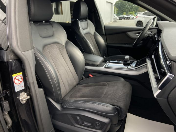 Audi Q8 50 TDI 286ch QUATTRO S-LINE TIPTRONIC 8 NOIR - 13