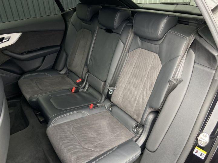 Audi Q8 50 TDI 286ch QUATTRO S-LINE TIPTRONIC 8 NOIR - 16