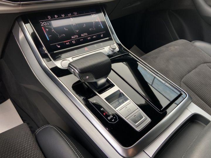 Audi Q8 50 TDI 286ch QUATTRO S-LINE TIPTRONIC 8 NOIR - 17